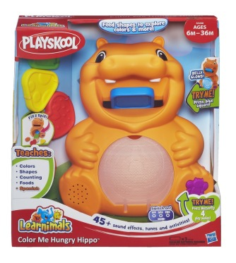 Hasbro Color Me Hungry Hippo