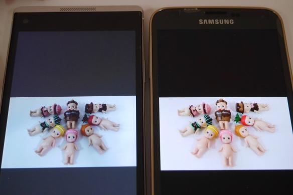 Kata i4 Samsung S5