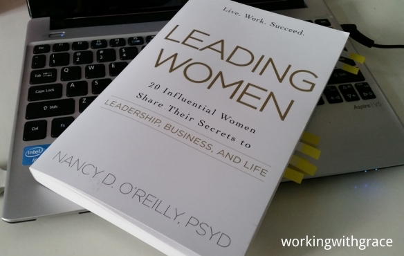 Leading Women Nancy D. O'Reilly