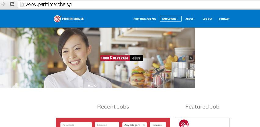 Singapore Part Time Jobs is a targeted job portal if you're looking for part time jobs, temp jobs, student jobs or internships with companies in Singapore.