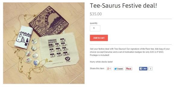 Teesaurus