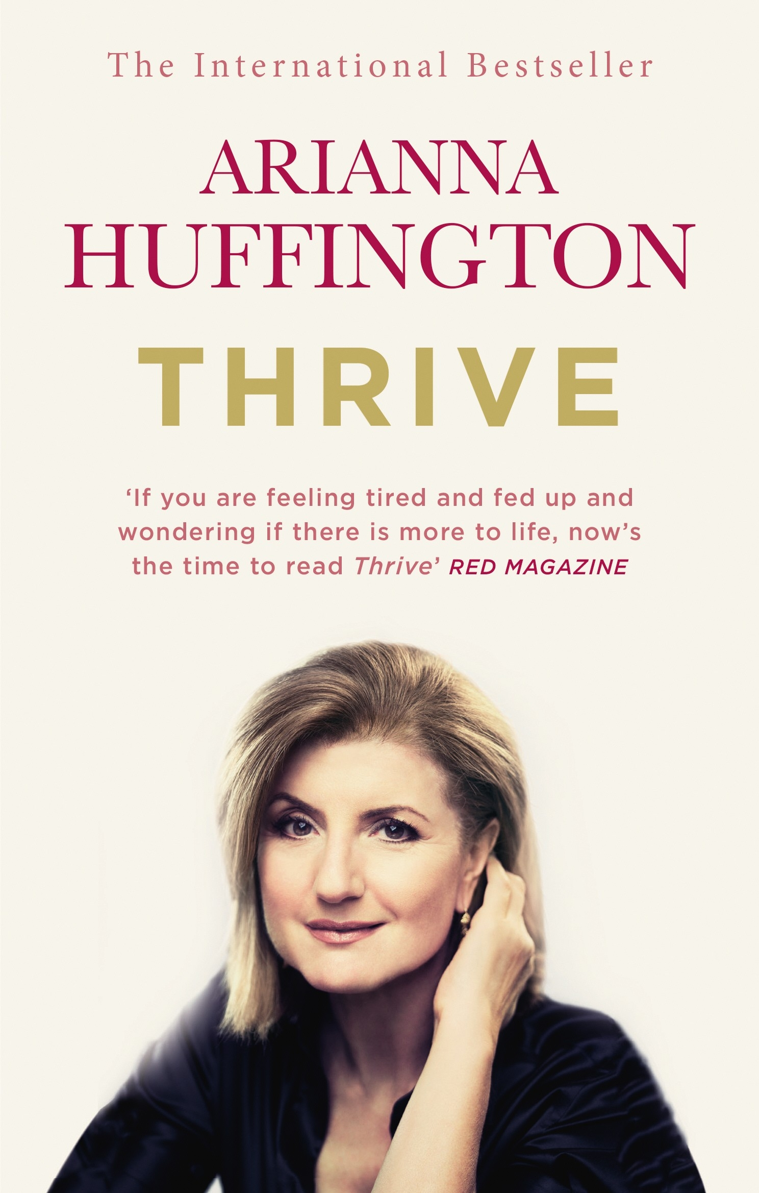 thrive booklet review
