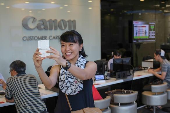 Canon Customer Care Centre