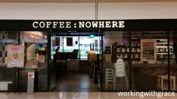 Coffee Nowhere