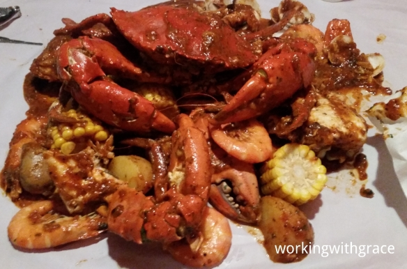 Dancing Crab Singapore