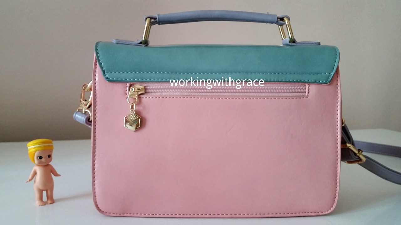 sling bag | Working With Grace