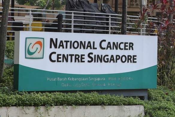 National Cancer Centre Singapore