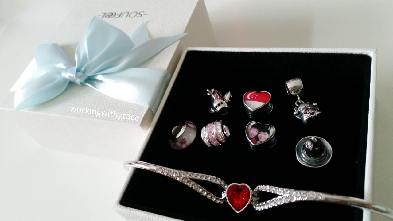 soufeel beautiful personalized charms for your charm