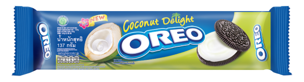 Image result for oreo coconut delight