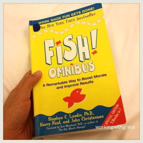 Fish Omnibus by Stephen C Lundin