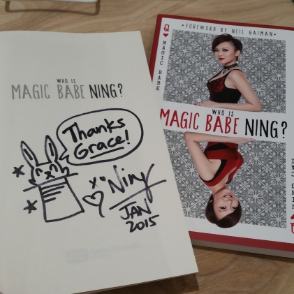 Magic Babe Ning