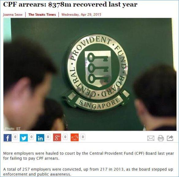 CPF Board