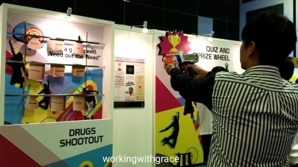 Anti-Drug Abuse Campaign 2015