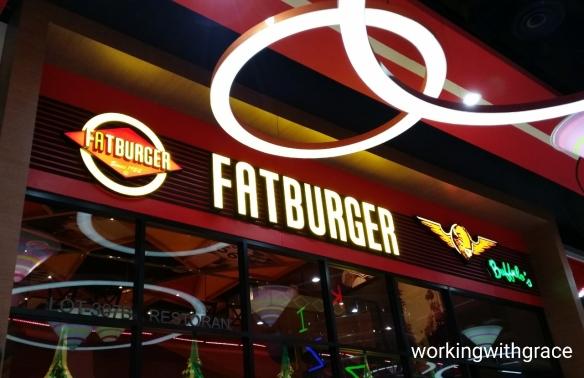 Fat Burger Komtar JBCC