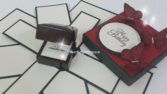 Card Atelier handmade greeting card