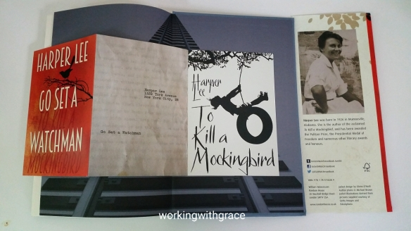 Go Set A Watchman postcards Harper Lee