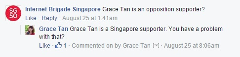 grace tan GE2015