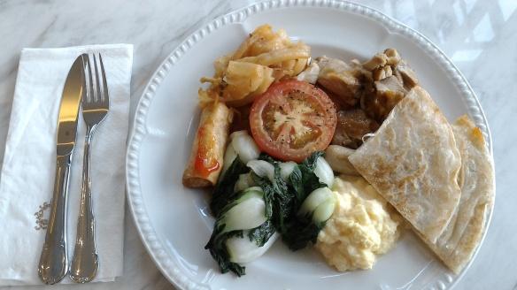Park Hotel Alexandra Buffet Breakfast