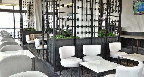 Park Hotel Alexandra Crystal Club Lounge