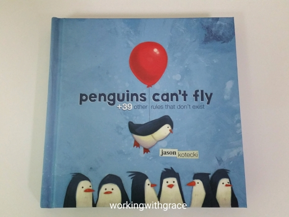 Penguins Can't Fly by Jason Kotecki