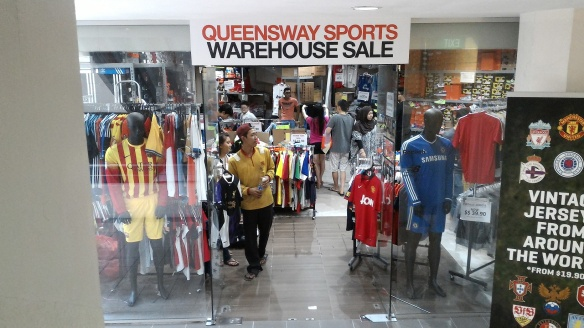 Queensway Shopping Centre