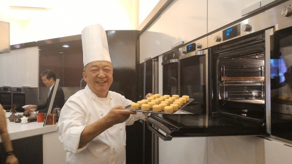 Chef Yip Wing Wah