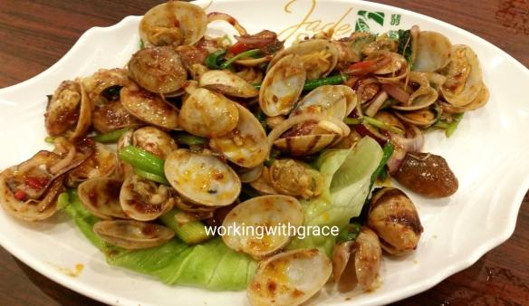Jade Garden Seafood Sambal Lala