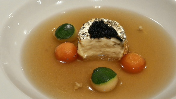 beef consomme