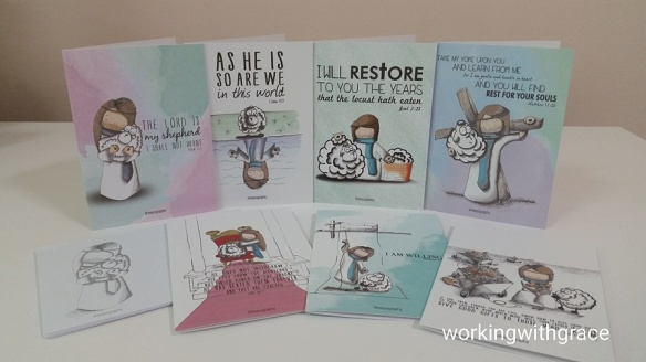 Sheepography greeting cards