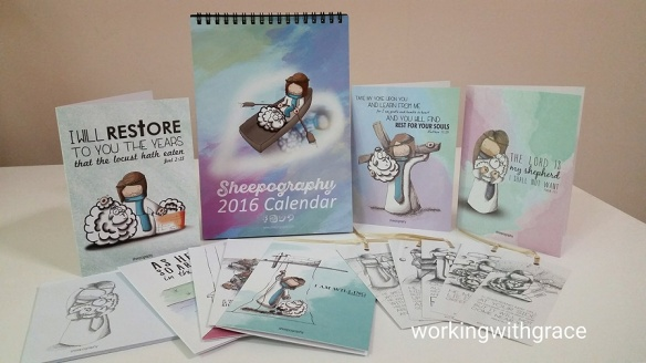 Sheepography Calendar
