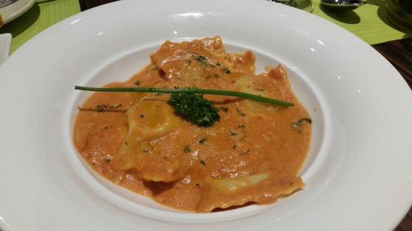 Crabmeat Ravioli Vita Italiana
