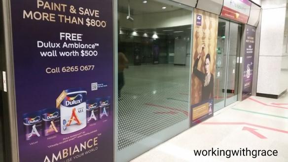 Dulux Ambiance MRT Ad