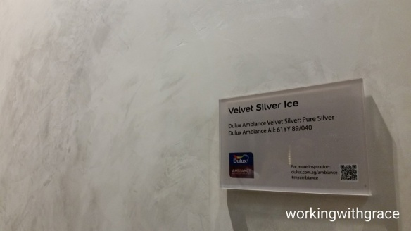 Dulux Ambiance Velvet Silver Ice
