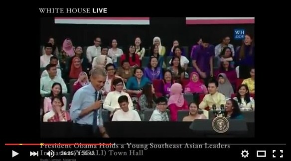 President Obama Young Southeast Asian Leaders Initiative 2015