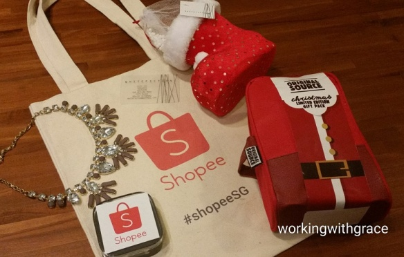 Shopee Door Gift