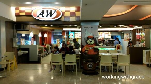 A&W Tunjungan Plaza