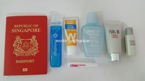 Budget Travel Singapore