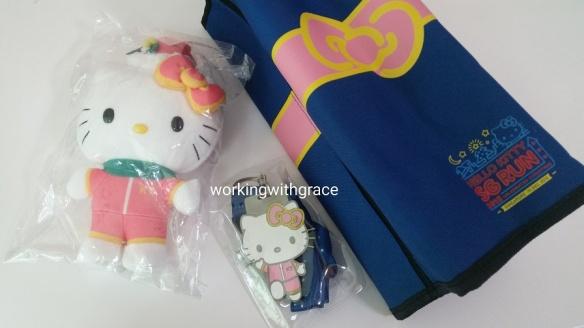 Hello Kitty Run 2015