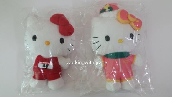 Hello Kitty Run plush
