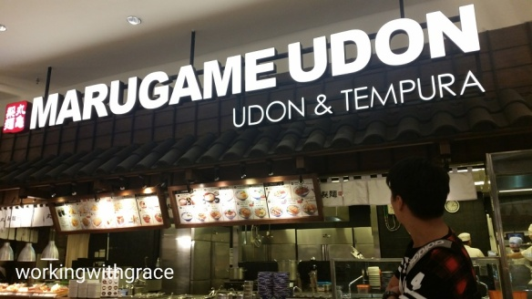 Marugame Udon Tunjungan Plaza