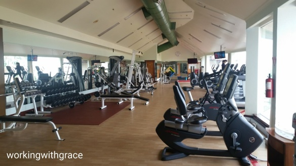 Sheraton Surabaya Hotel and Towers gym