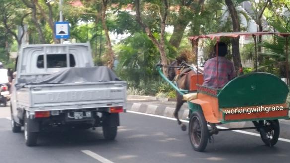 Surabaya roads