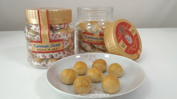 Homemade Pineapple Tarts from Karimun Secret