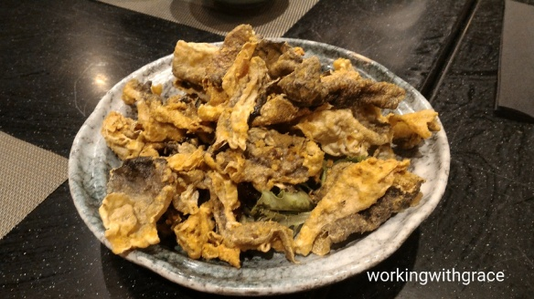 Lok Kee Golden Crispy Fish Skin