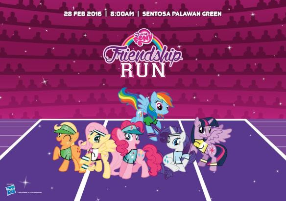 My Little Pony Run