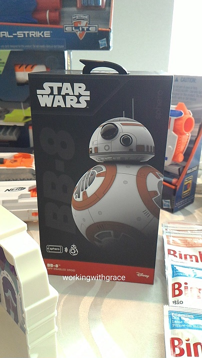 Star Wars BB-8 Droid Toy