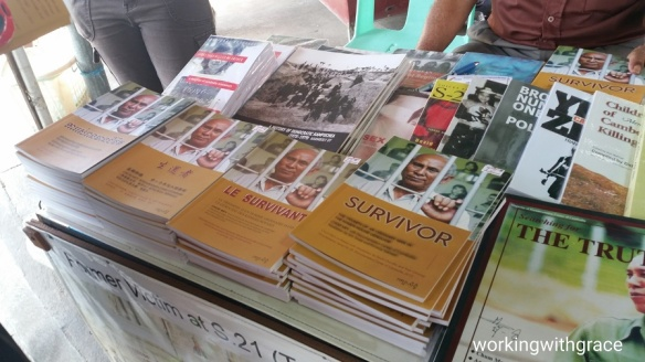 Tuol Sleng survivor