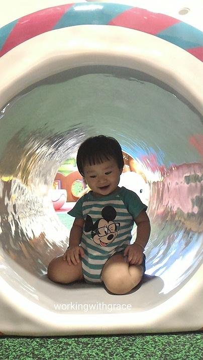 Waterway Point indoor playground