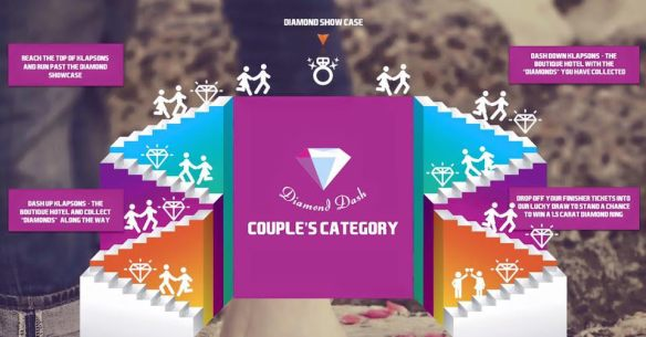 Diamond Dash Couples Category