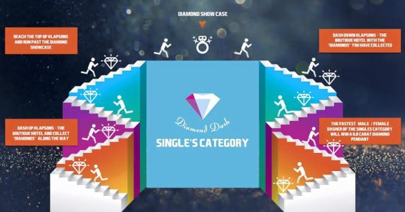Diamond Dash Singles Category
